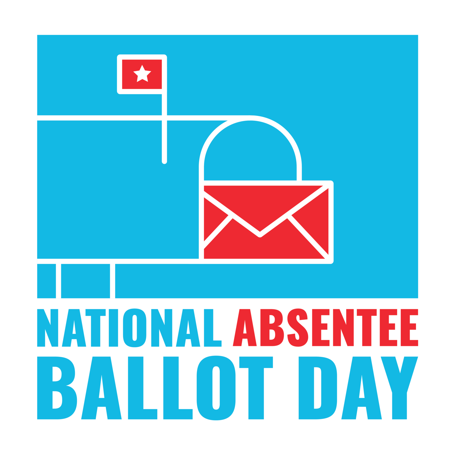 National Absentee Ballot Day