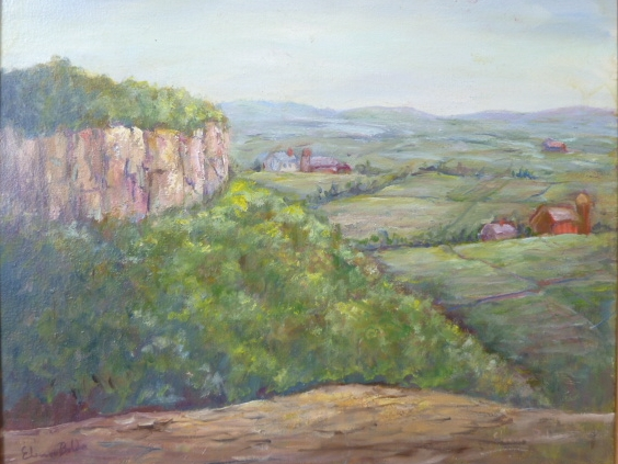 ELEANOR BOLDUCLongtime member and award-winning local painter Eleanor Bolduc left AAG in 2017 due to health issues.  Her constant output of charming oil paintings of the Albany Capital region will be missed. -