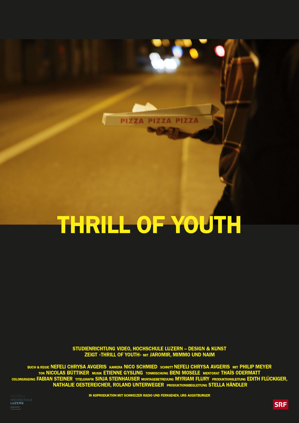 Thrill Of Youth -