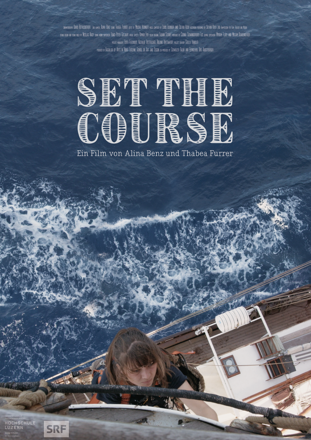 Set The Course -