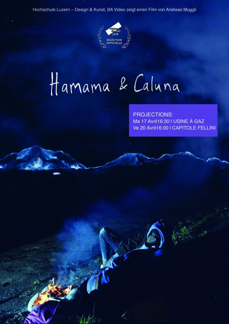 Hamama & Caluna - doc., 22'39'', 2018