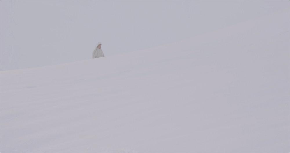 Still aus dem Film WHITEOUT.