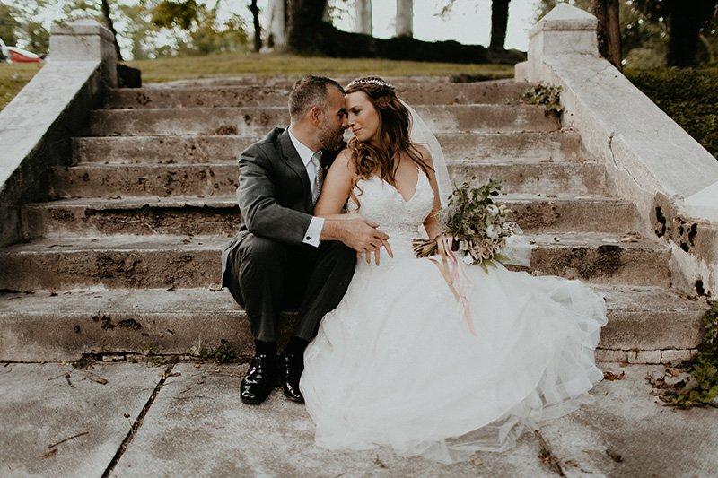 SUSQUEHANNA STYLE: real wedding, Amanda and Billy