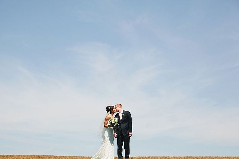WEDDING PLANNER MAGAZINE: real wedding, Jill + John