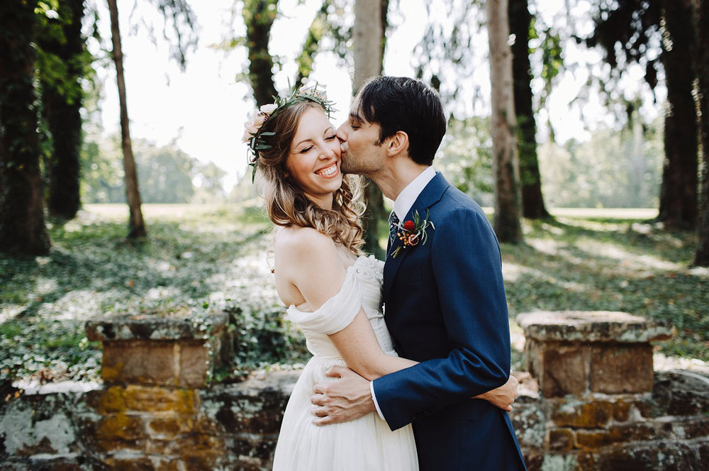 GREEN WEDDING SHOES: handmade PA wedding, Allyson + Eric