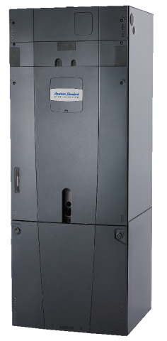 Air Handlers - Every American Standard air handler is built to circulate newly cooled or heating air into every corner in your house, even the tight spaces. Pair an air handler with an air conditioner or heat pump to circulate cool air in the summer and warm air in the winter