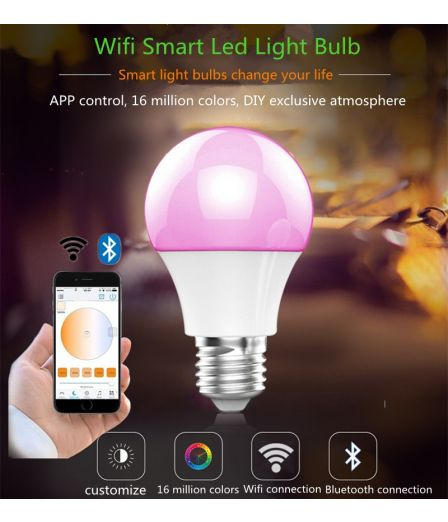 Wi-Fi Led Lighting