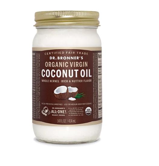 Dr Bronner's Coconut Oil