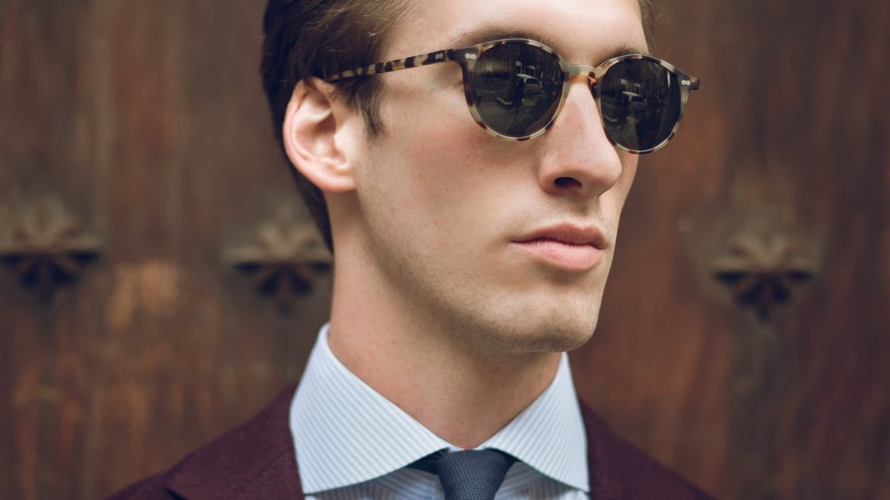 fe7aa9c9b11 A Picture of Style  The BeSpoke Dudes Eyewear — BOND OFFICIAL ...