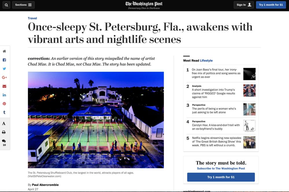 Washington Post Inc. (WashingtonPost.com)