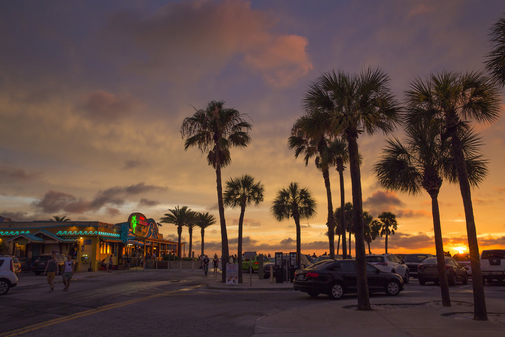 Sunset at Frenchy's Rockaway Restaurant - Clearwater Beach.jpg