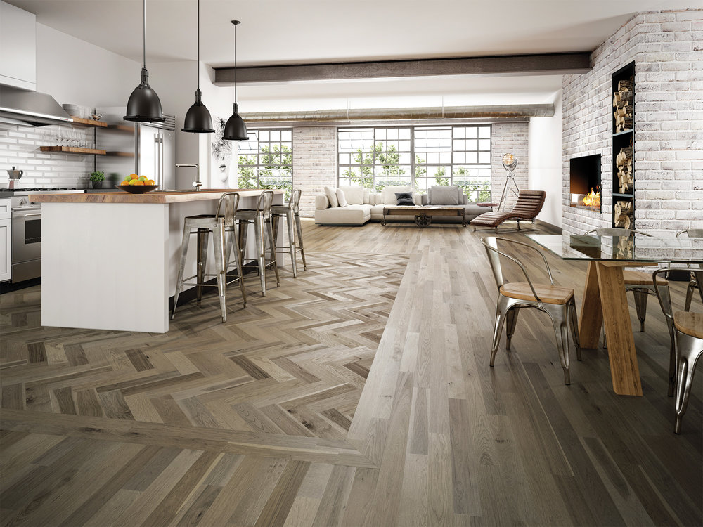 kitchen-living-room-hickory-hardwood-flooring-grey-brown-sabbia-emira-ambiance-lauzon.jpg