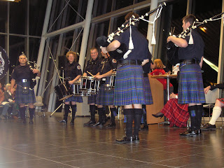 The Lethbridge Firefighters Pipes and Drums