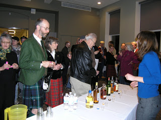 Scotch Tasting with Andrew Hilton Wine and Spirits