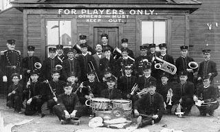 The Lethbridge Citizens Band  Courtesy the Galt Museum & Archives: P19760220030