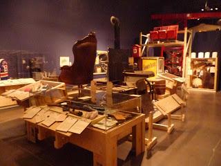 Treasures & Curiosities Exhibit 2010