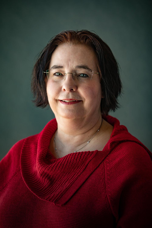 Michelle Christensen, Visitor Services Coordinator