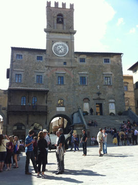 Montepulciano Piazza