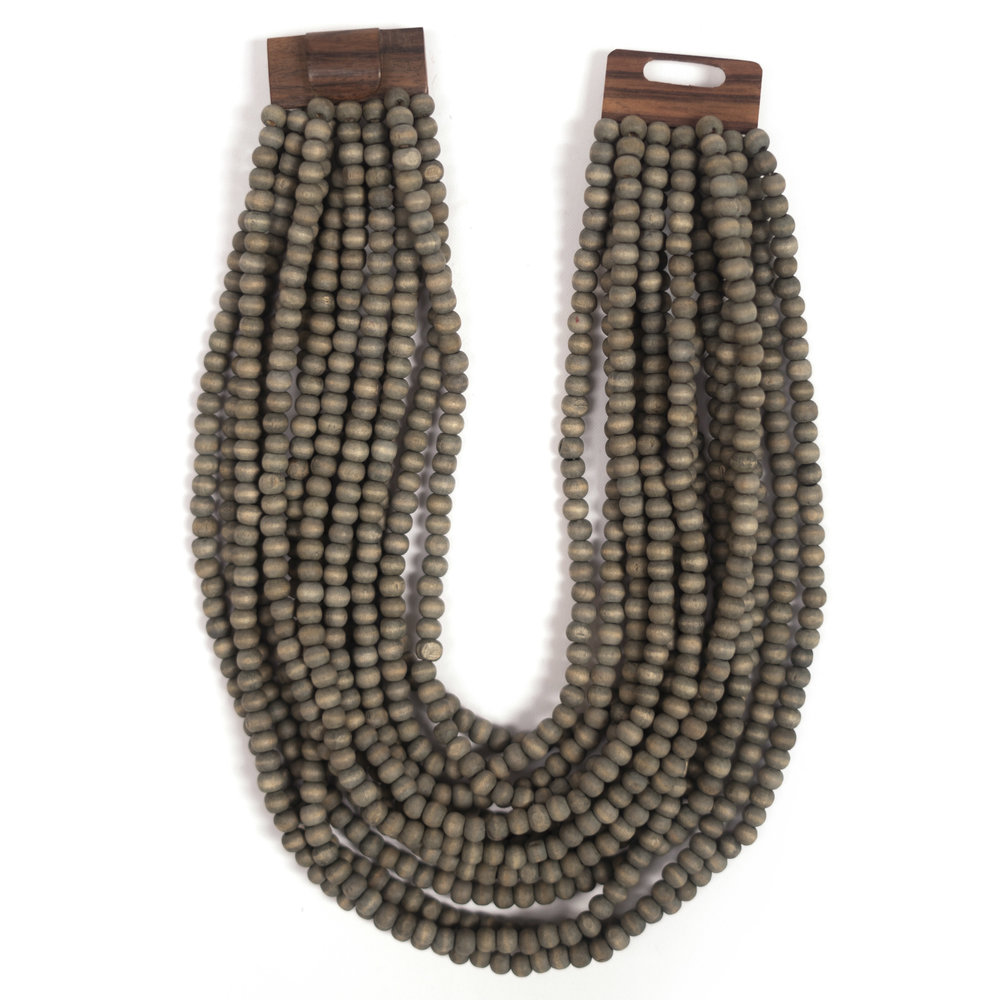 BEADED NECKLACES -