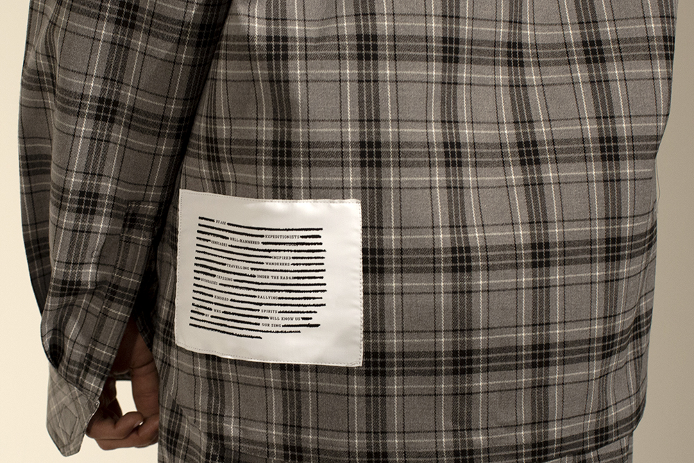 Grey Plaid Mantra Detail.jpg
