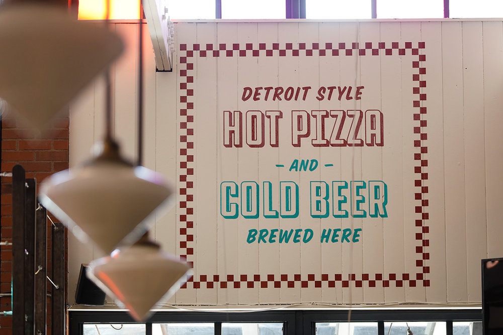 Squared Hot-Pizza-Cold-Beer-Sign