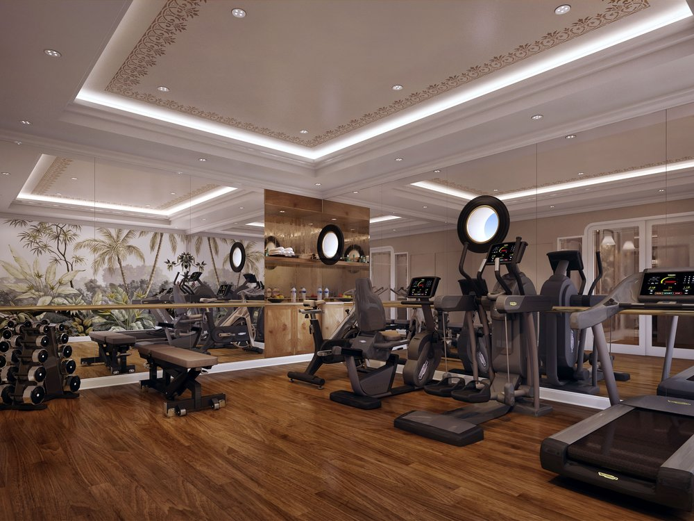 The Pearl Wellness : A cruise on the Mekong Jewel can be as active as our guests desire. Guests are free to use the Mekong Jewel's state of the art exercise equipment to maintain ideal fitness levels and to stay active in between walking tours on guided excursions.