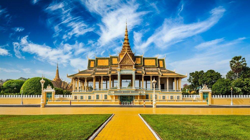 BEAUTY OF CAMBODIA -
