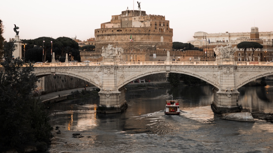 ROME BOAT EXPERIENCE -