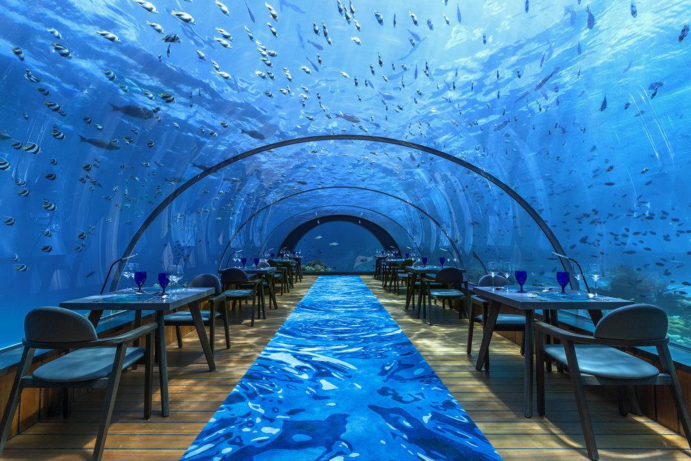 Hurawalhi Island Resort, Maldives