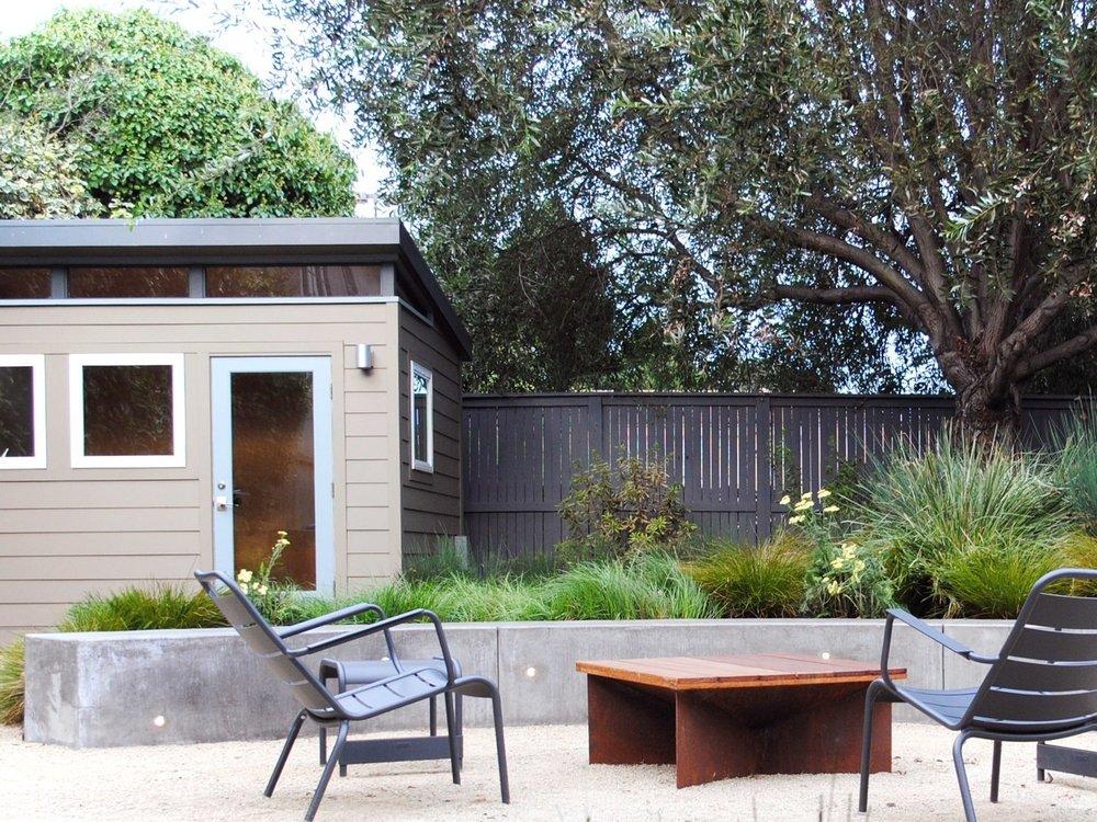 A Lush Family Garden & Cottage - Modernizing an overgrown backyard