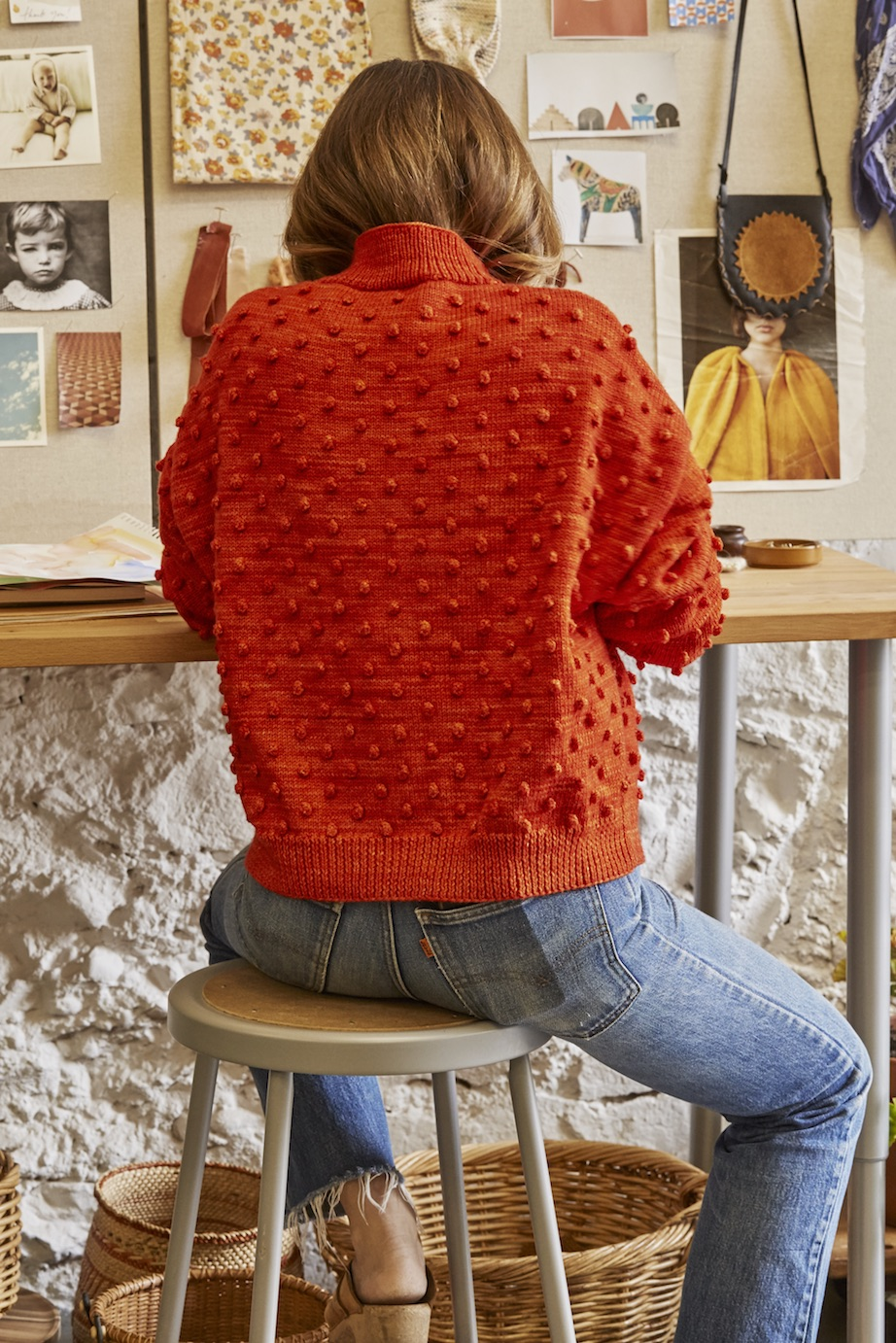 Photo by Susie Cushner for Knit Wit Issue 5