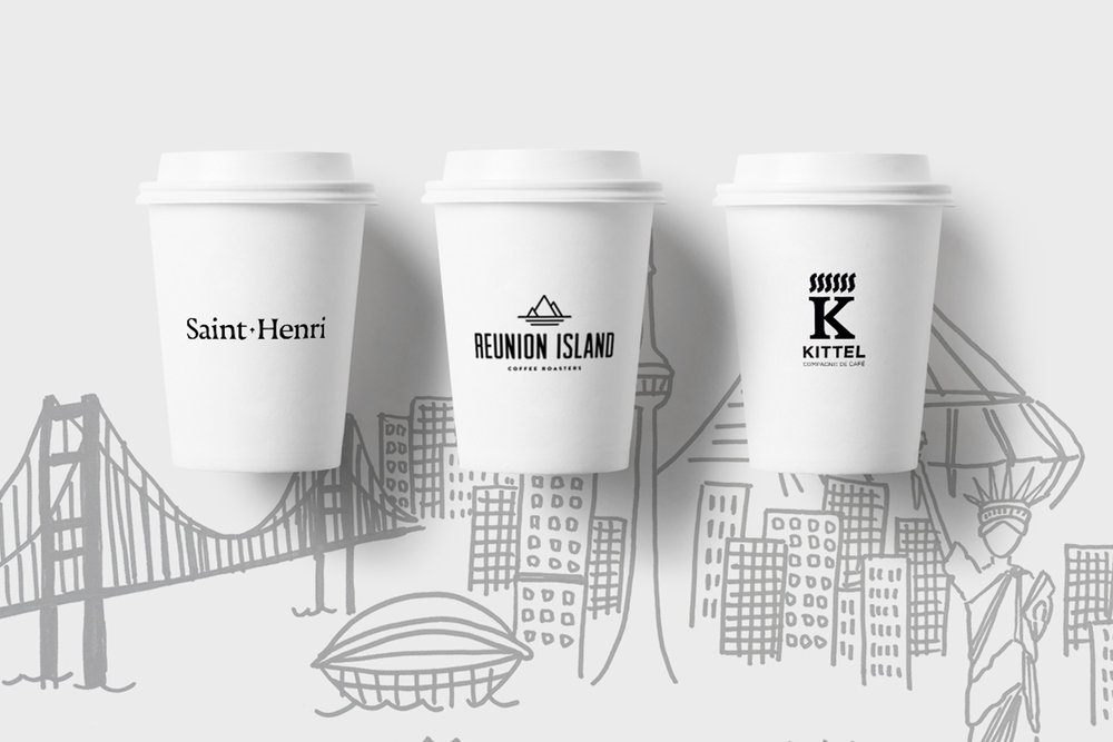 THE COFFEE COMPANY    ///   Site web