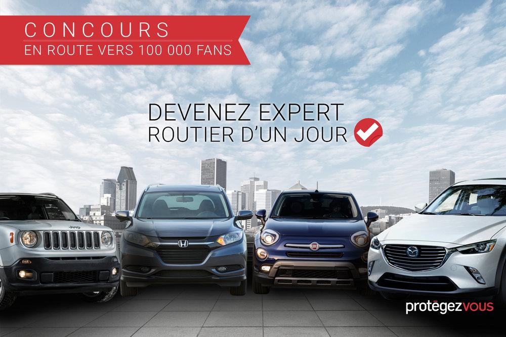 PROTÉGEZ-VOUS   /// Concours interactif