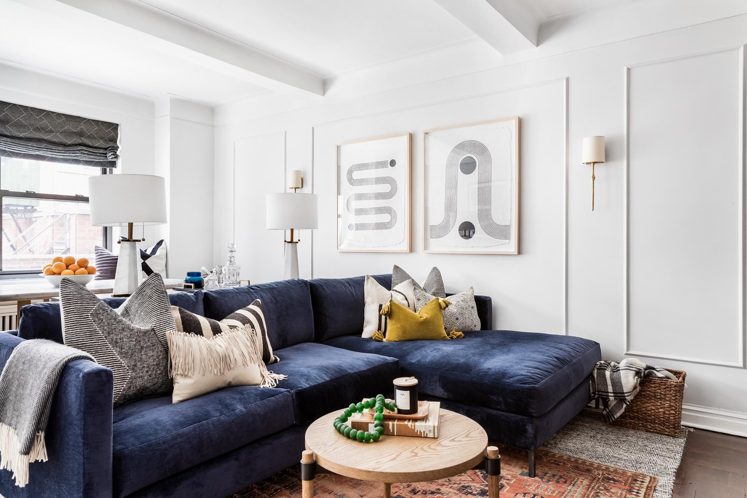 Interior Design Photography Of An Upper East Side Apartment