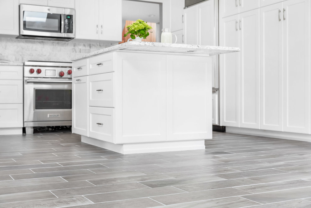 Product photography of  a kitchen remodel in a Greenwich, Connec