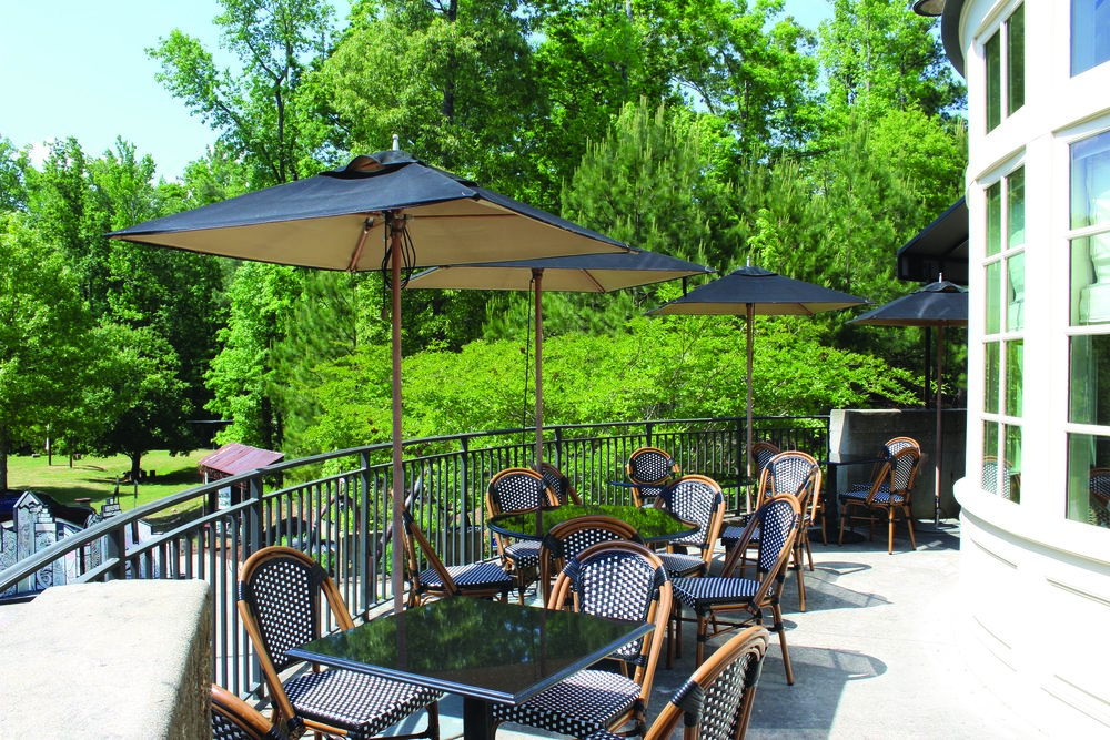 - Nothing Says Summer Like Ice Cream, A Cold Drink & the Patio at The Hill