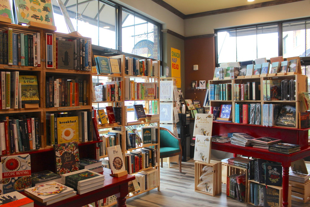 - Hills & Hamlets Bookshop Adds Literary Magic To Serenbe