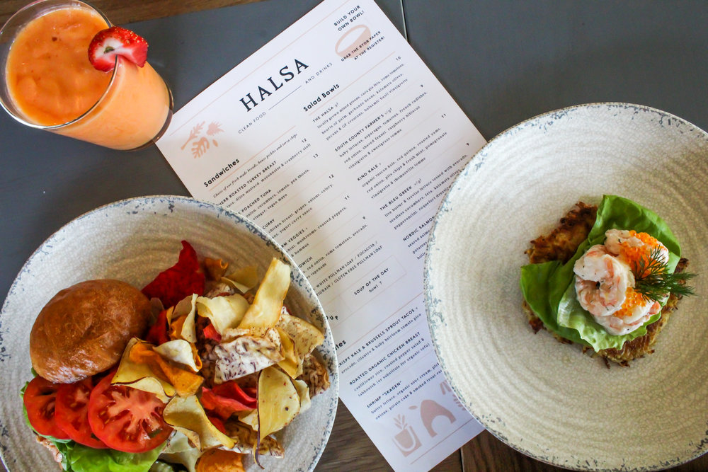- Chef Nicolas Bour Created A Menu That's Both Healthy And Yummy
