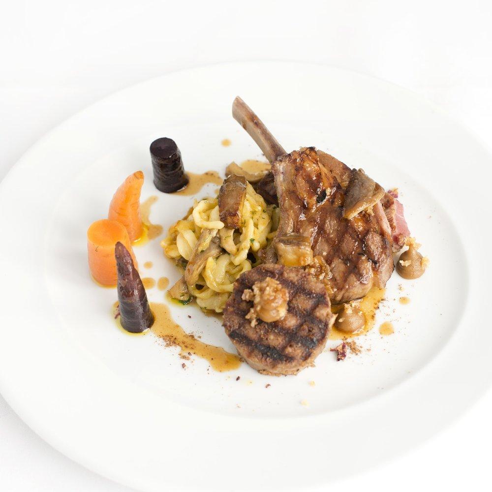 Valentine's Day Menu - 4-course Lunch Menu, £354-course Dinner Menu, £65