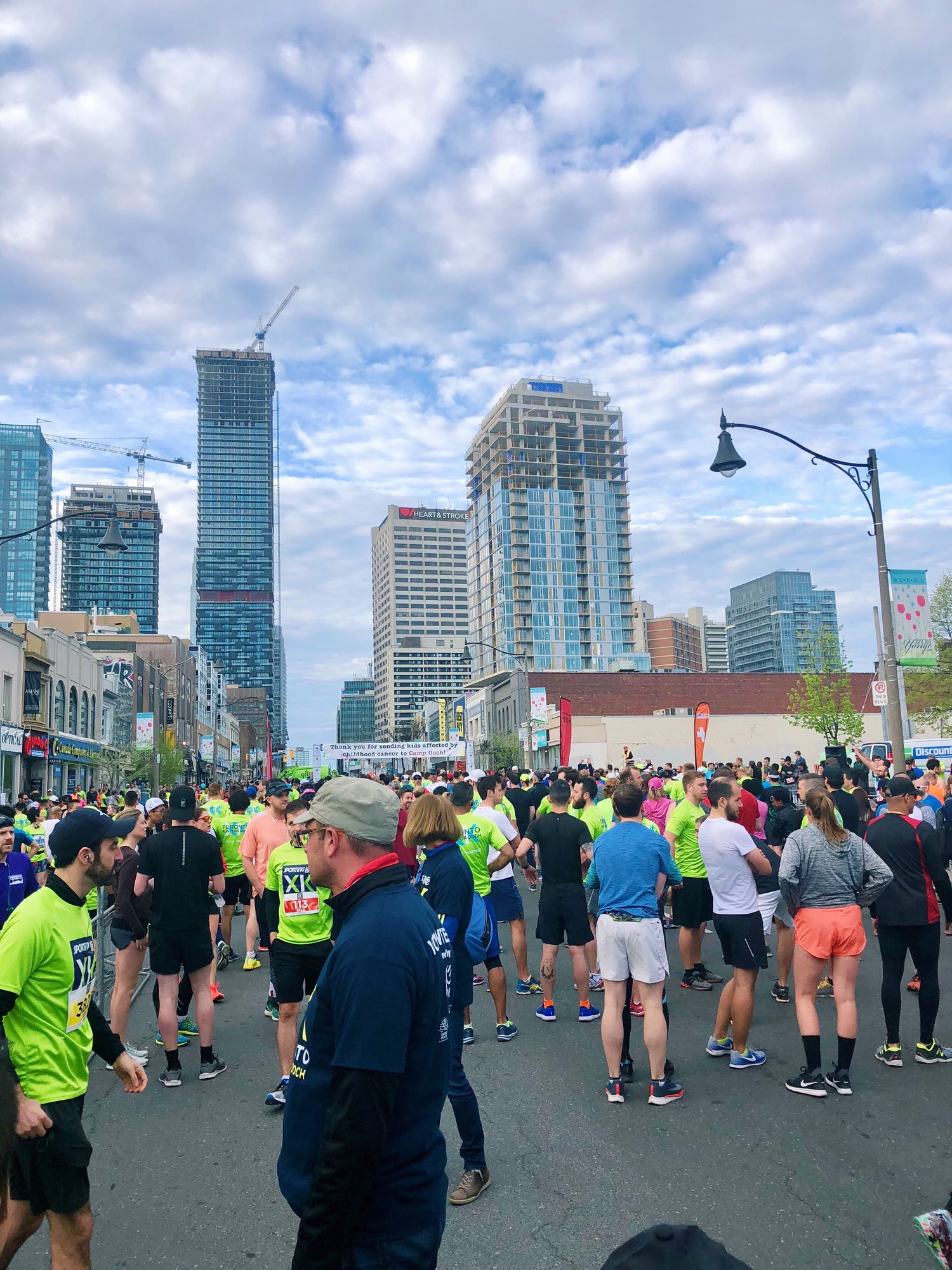 ccdff38450c7b Race in Review: Sporting Life 10k 2018 — WOOITSMELODY