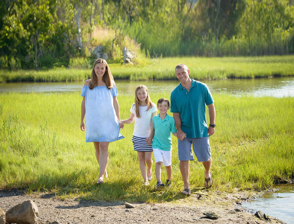 Family - Capture the memories so they will last forever with family portraits.