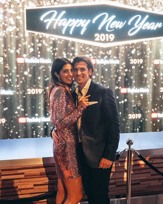 Celebrating NYE in NYC was an unforgettable experience! Cheers to 2019, may this be an unforgettable year! #happynewyear