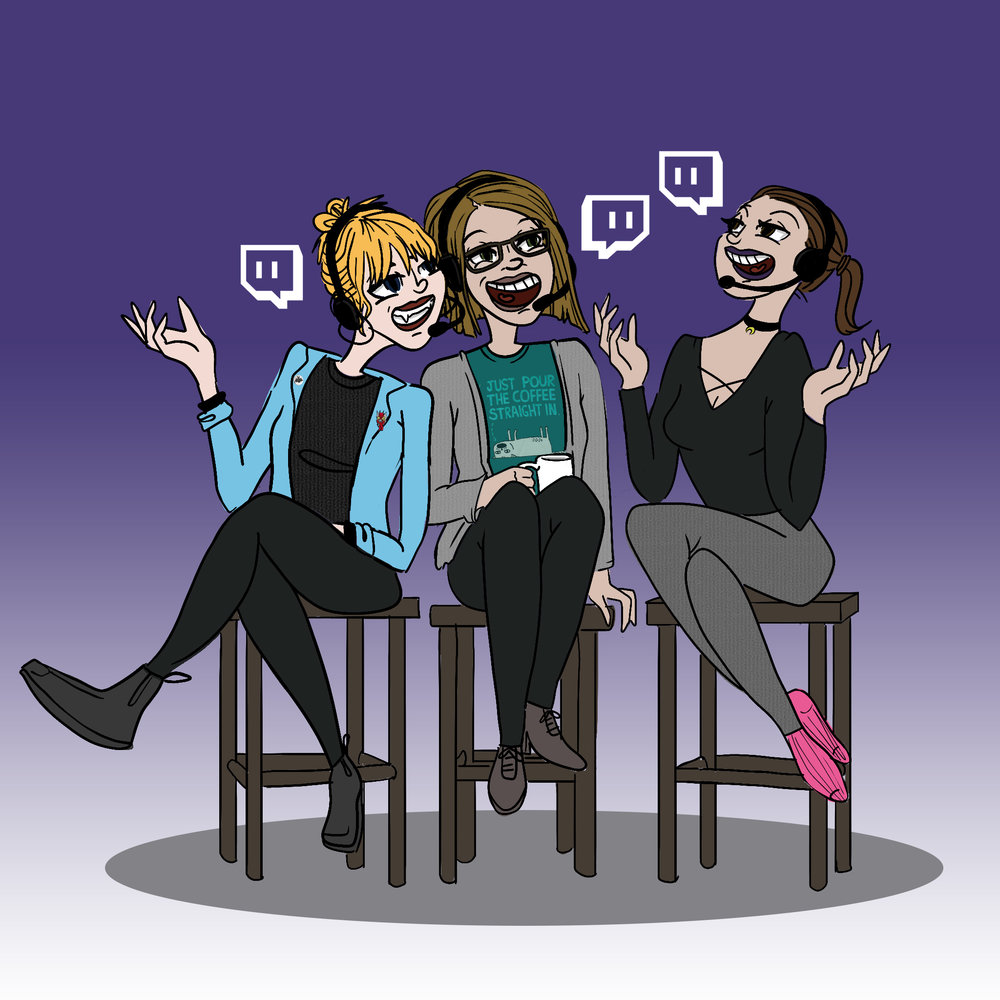Twitch Friends