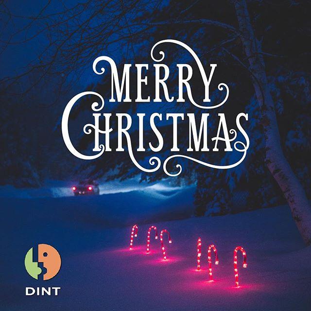 🎄❄️¡Feliz Navidad de todos nosotros en DINT!! ❄️🎄 / ❄️🎄Merry Christmas from all of us at DINT! 🎄❄️