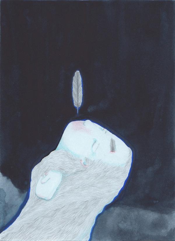 Parages du bleu I