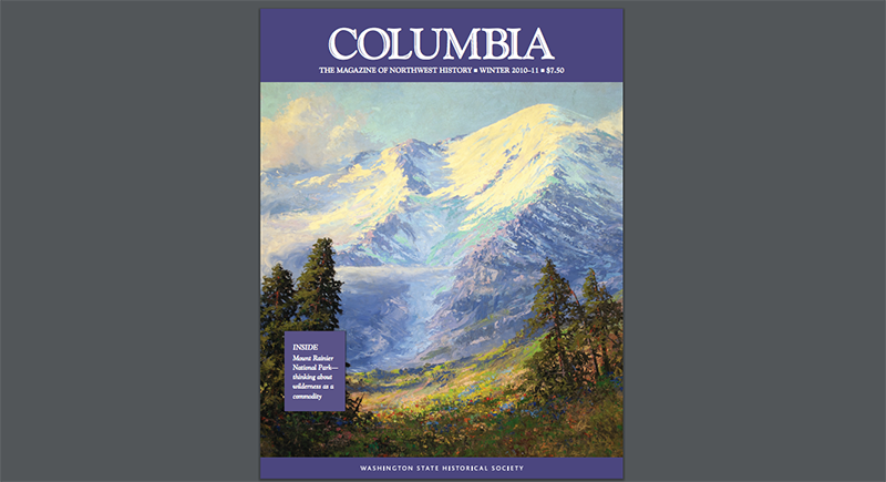 Mount Rainier National Park -