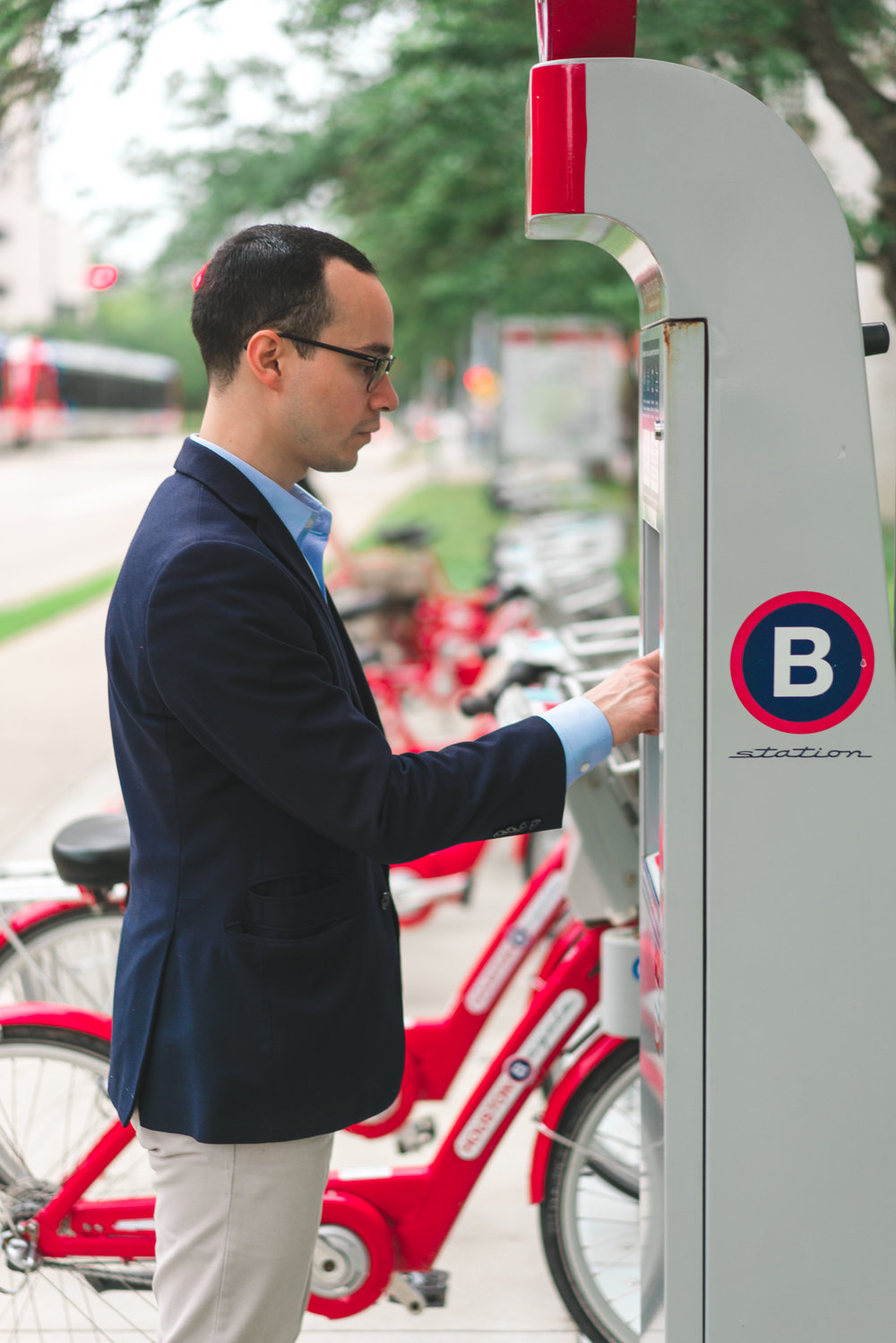 Rent Houston BCycle