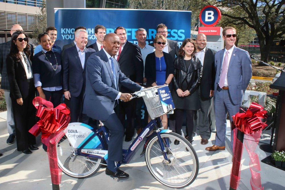 Sponsorship Opportunities - Boost your brand with bike share!