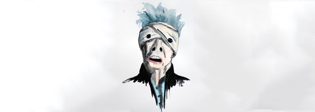 Blackstar: Making Meaning of David Bowie's Death — One