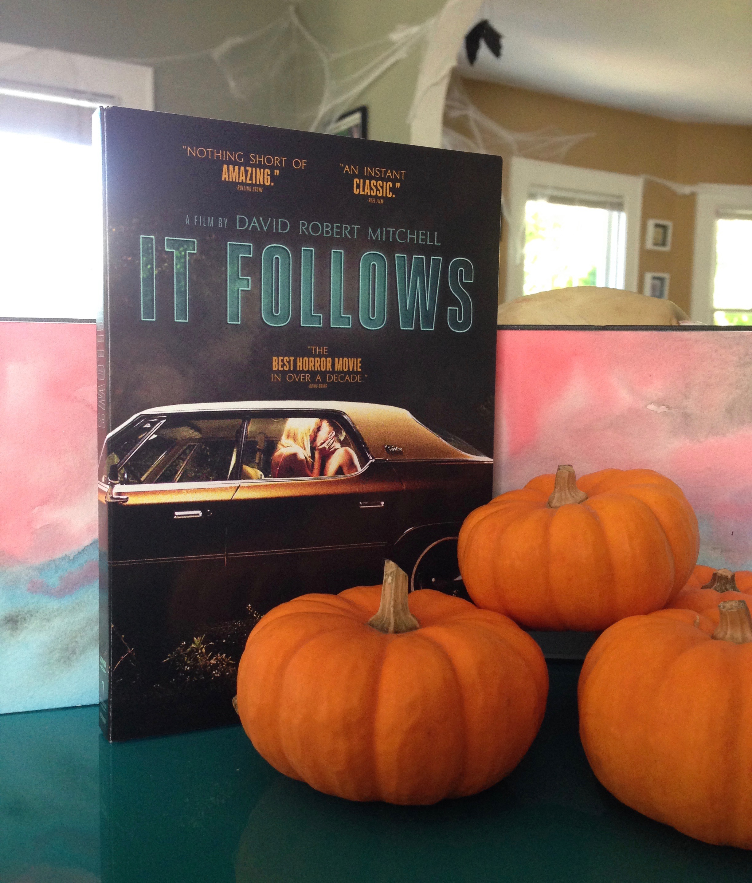 "WIN ""It Follows"" on DVD - Enter to One Critical Bitch Giveaway at the end of this post!"